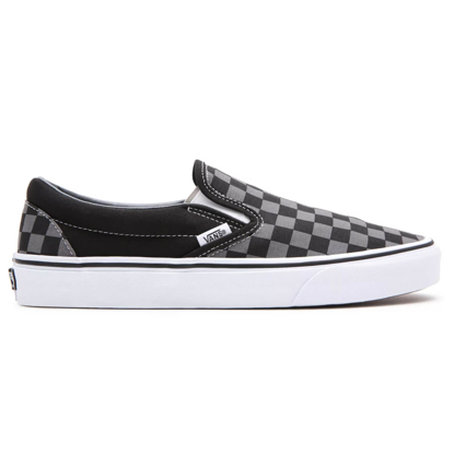 VANS CLASSIC SLIP-ON W BLK/PEWTER CH 6,5