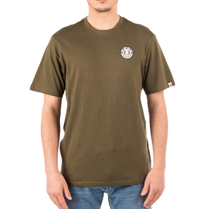 ELEMENT SEAL BP T-SHIRT ARMY S
