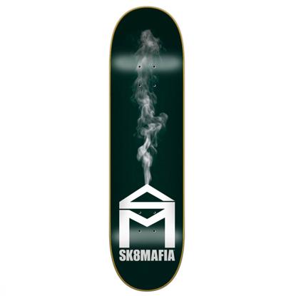 "SK8MAFIA HOUSE LOGO SMOKE 8.25"" DECK ASSORTED 8.25"""