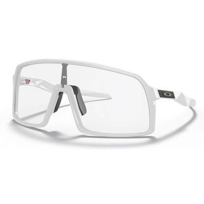 OAKLEY SUTRO POLISHED WHITE/CLEAR