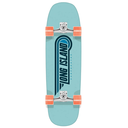 """LONG ISLAND CLASSIC 34.5""""X9.85""""X17.3"""" SURFSKATE COMPLETE ASSORTED 34.5"""""""