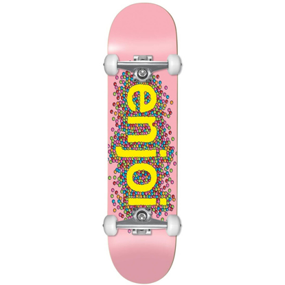 """ENJOI CANDY COATED FP 8.25"""" COMPLETE PINK 8.25"""""""