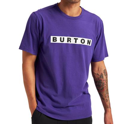 BURTON VAULT T-SHIRT PRISM VIOLET L