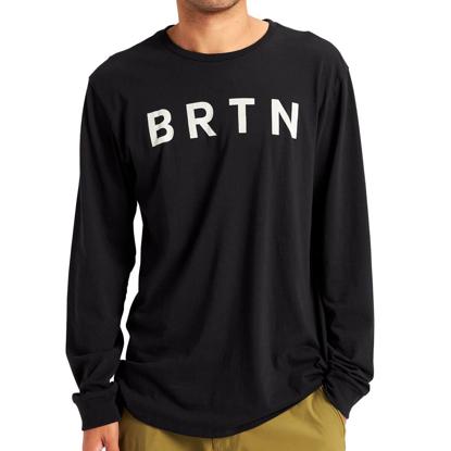 BURTON BRTN LS TRUE BLACK L
