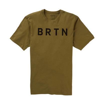 BURTON BRTN T-SHIRT MARTINI OLIVE L