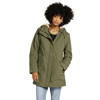 VOLCOM LESS IS MORE 5K PARKA W ARMY GREEN COMBO L